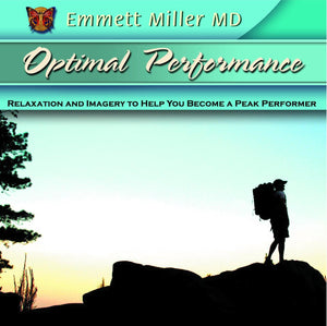 Optimal Performance with Dr. Emmett Miller Audio Program Dr. Emmett Miller - BetterListen!