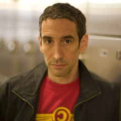 "Rushkoff Live: A Talk Based on ""Life Inc."""