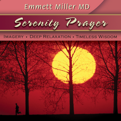 Serenity Prayer with Dr. Emmett Miller
