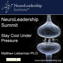 Stay Cool Under Pressure with David Rock & Matthew Lieberman