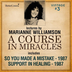 VINTAGE PROGRAM 3: So You Made a Mistake AND Support in Healing 1987