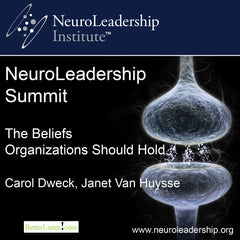 The Beliefs Organizations Should Hold with Carol Dweck and Janet Van Huysse
