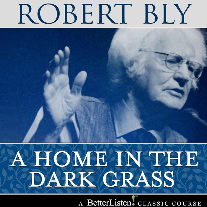A Home in Dark Grass by Robert Bly