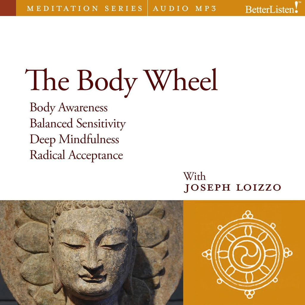 The Body Wheel: Mindfulness and Personal Healing Guided Mediations from the Nalanda Institute Audio Program Nalanda - BetterListen!