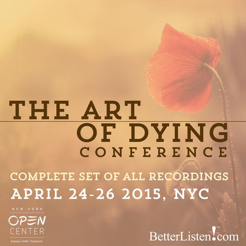 Art of Dying Conference-  Complete Package 4  Lectures & Workshops - Flash Drive