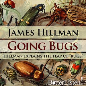 Going Bugs with James Hillman Audio Program James Hillman - BetterListen!