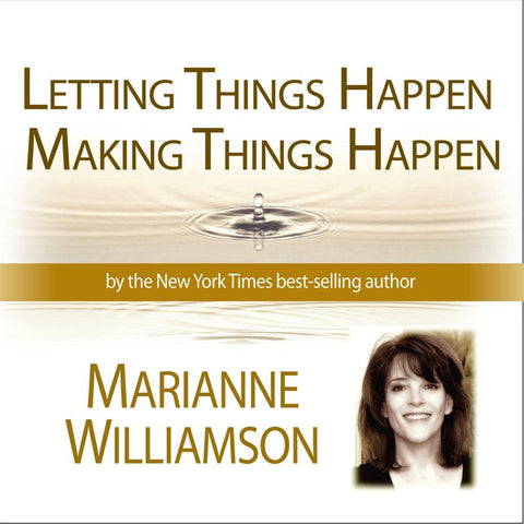 Letting Things Happen - Making Things Happen