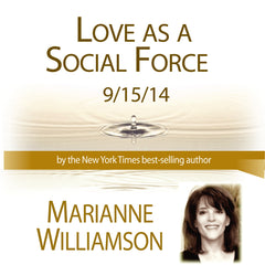 Love as a Social Force