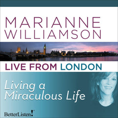 Marianne Williamson Live From London