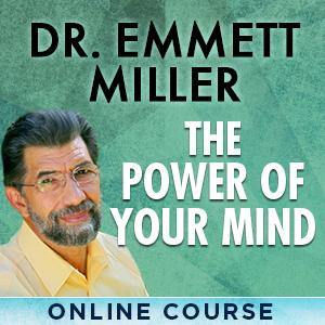 Power of Your Mind to Heal and Transform Your Life Course with Emmett Miller