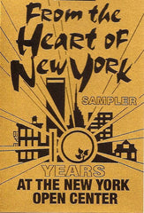 New York Open Center 10th Anniversary Sampler Free