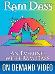 An Evening With Ram Dass On Demand Streaming Video