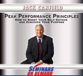 PEAK PERFORMANCE PRINCIPLES by Jack Canfield Audio Program Seminars On Demand - BetterListen!