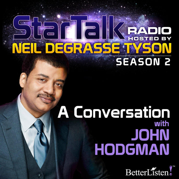 A Conversation with John Hodgman with Neil deGrasse Tyson