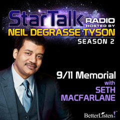 9/11 Memorial with Neil deGrasse Tyson