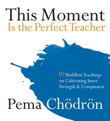 This Moment Is the Perfect Teacher by Pema Chodron