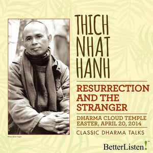 Resurrection and The Stranger by Thich Nhat Hanh Audio Program Parallax Press - BetterListen!