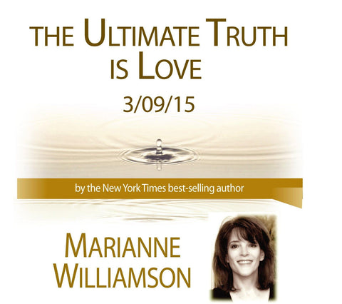 The Ultimate Truth is Love