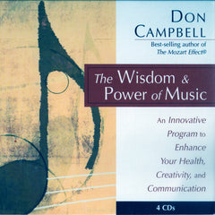 The Wisdom & Power of Music with Don Campbell