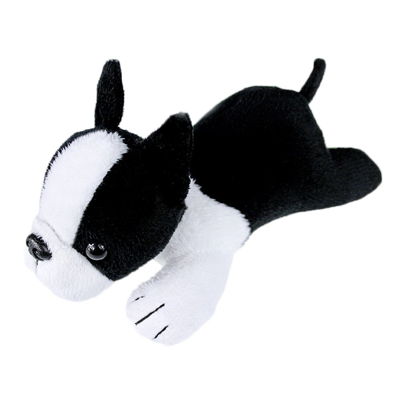 Boston Terrier Cuddly Toy