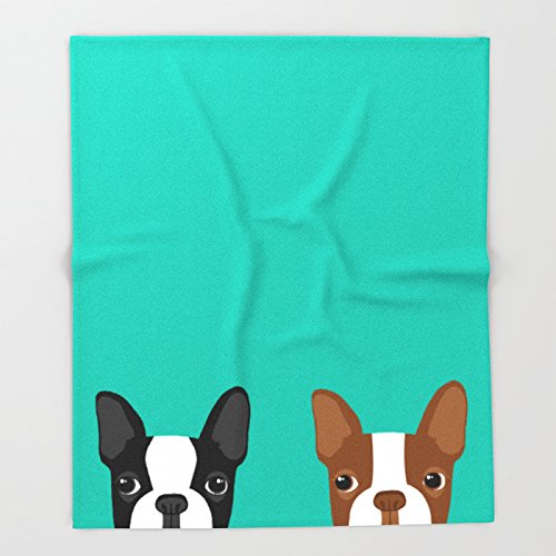 Boston Terriers Blanket