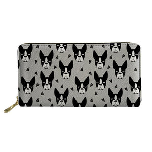 Boston Terrier Purse