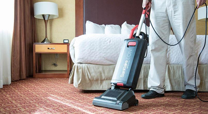 Vacuuming: The First Line of Defense for Carpet