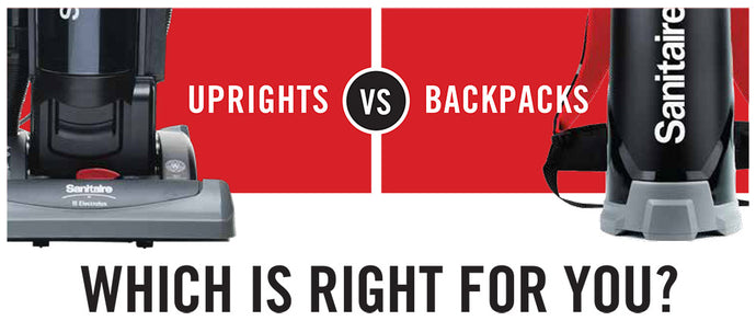 Uprights vs. Backpacks: Which is Right for You?