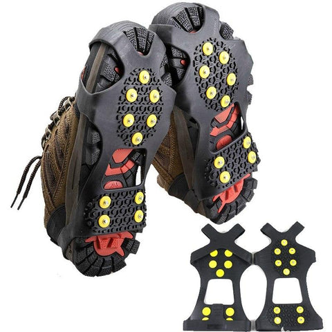Ice and Snow Spike Grippers/Ice Crampons