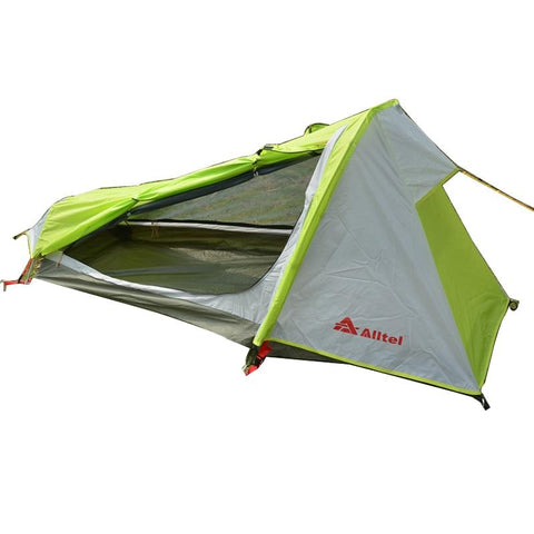 4 Season Ultralight Bivvy Tent for a Single Person