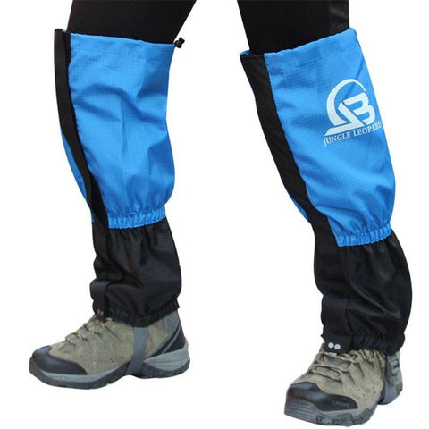 Windproof, Waterproof, Snow proof Gaiters for the outdoor enthusiasts!