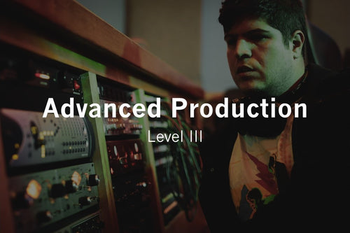 Advanced Production Skills Program