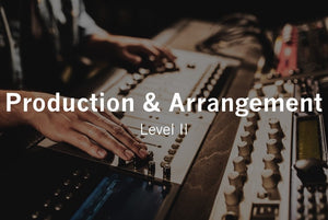 Producing and Arranging Program