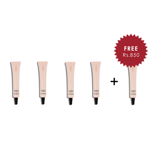 Revolution Pro Hydrate Undereye Primer 4Pcs Set + 1 Full Size Product Worth 25% Value Free