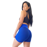 Luxe Shorts - Blue