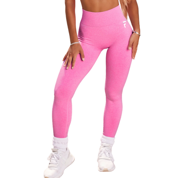 Impact Seamless Leggings - Pink