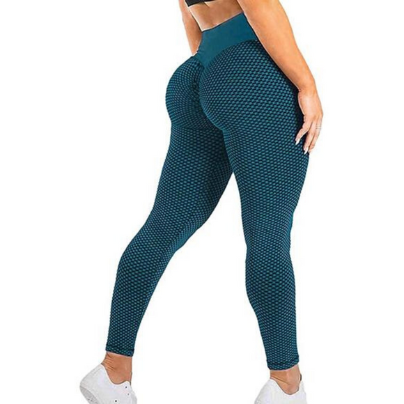 Luxe Leggings - Green