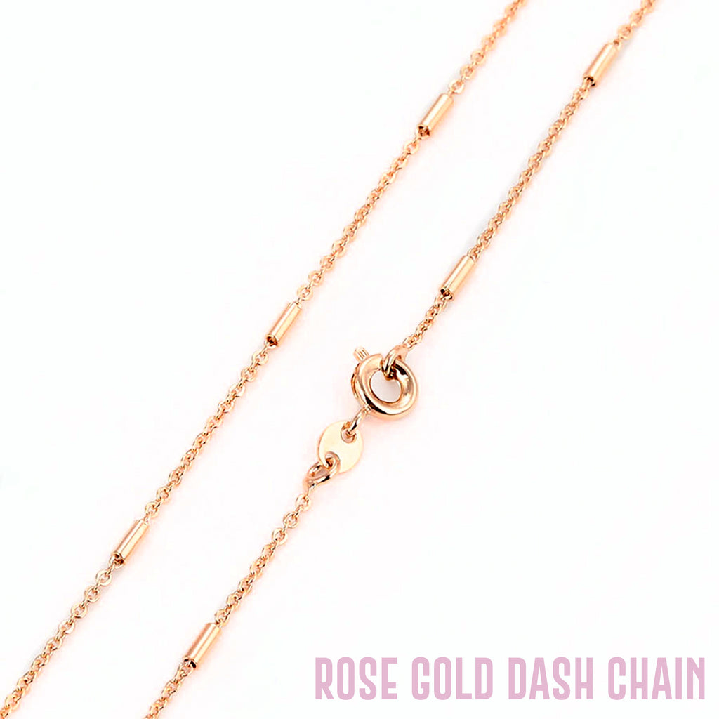 Rose Gold Plated Zodiac Necklace
