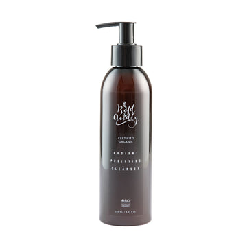 ORGANIC RADIANT PURIFYING CLEANSER - Bold&Goodly