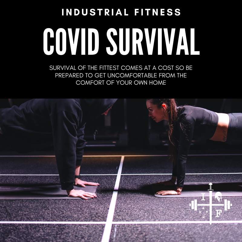 COVID Survival prep from home