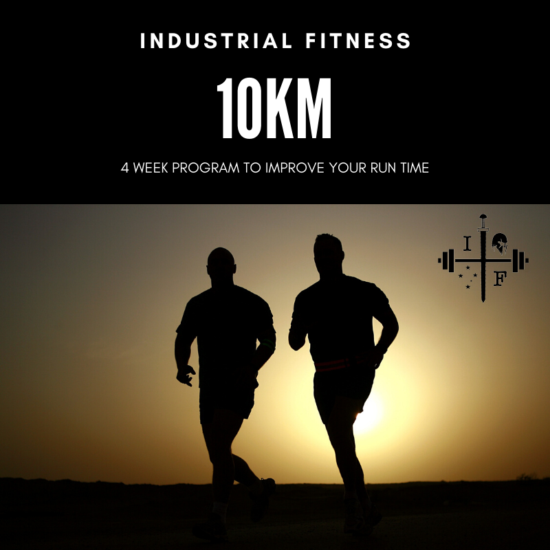 10km 4 Week Program