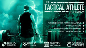 The Tactical Athlete Program