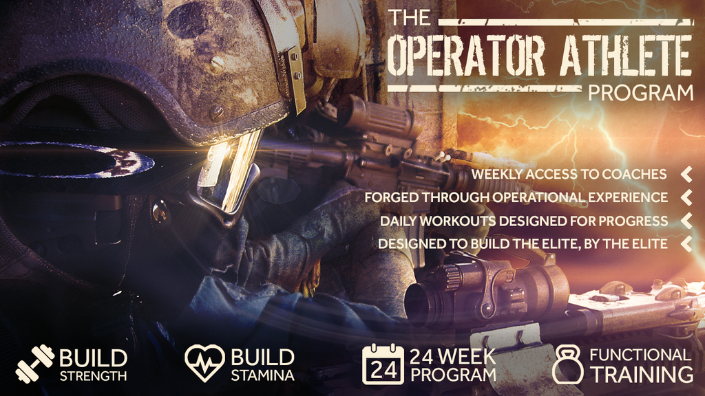 The Operator Athlete