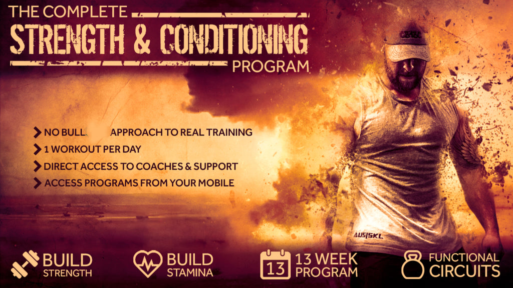 The Complete Strength & Conditioning Program
