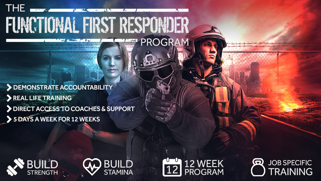 The Functional First Responder