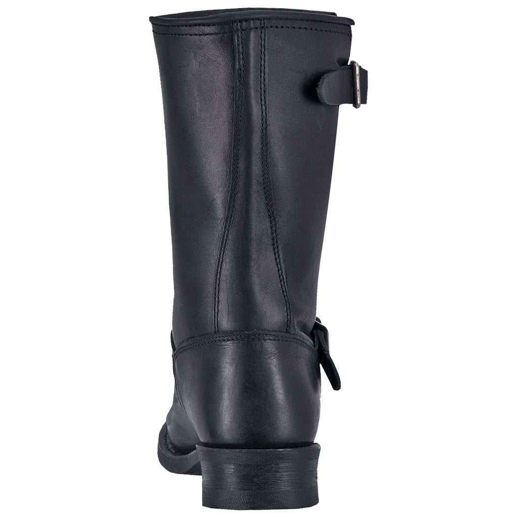 Angle 4, REV UP LEATHER HARNESS BOOT