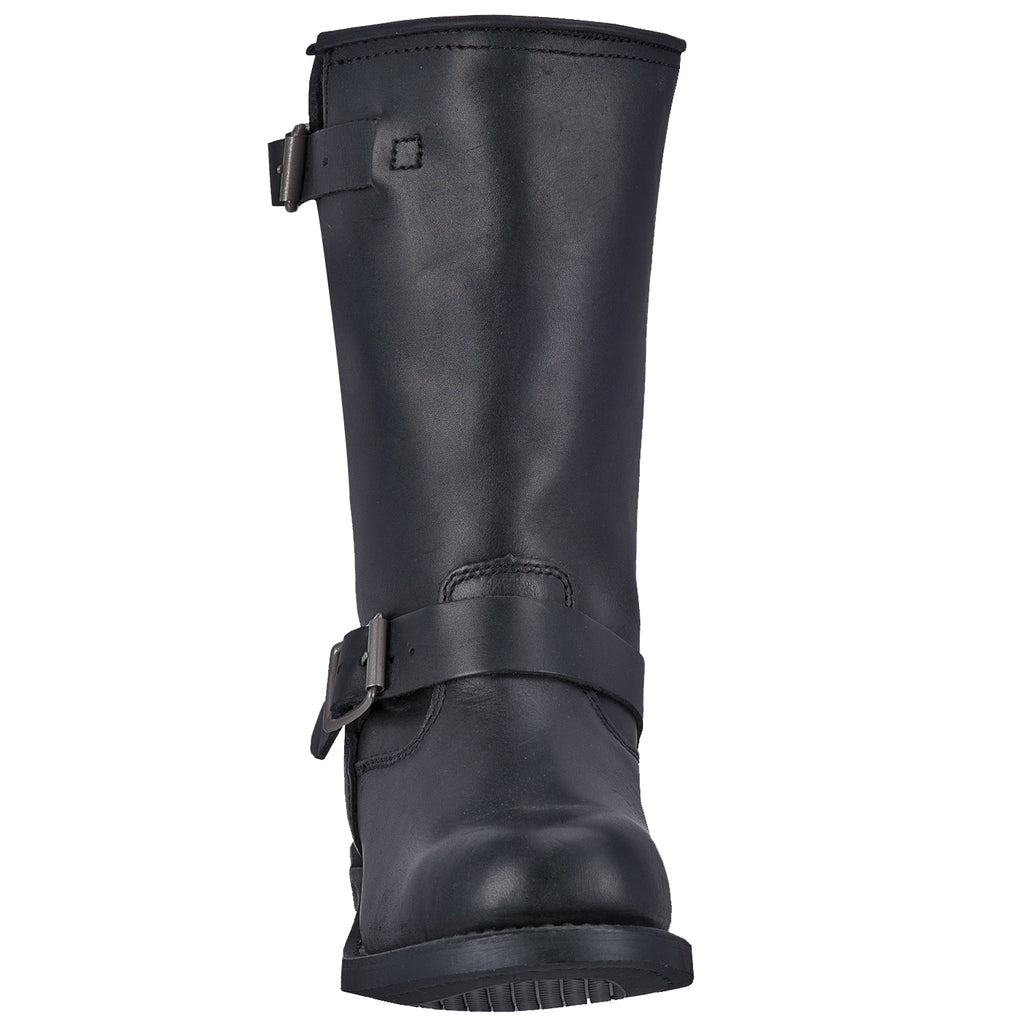 Angle 5, REV UP LEATHER HARNESS BOOT