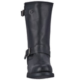 Angle 5, ROB LEATHER BOOT