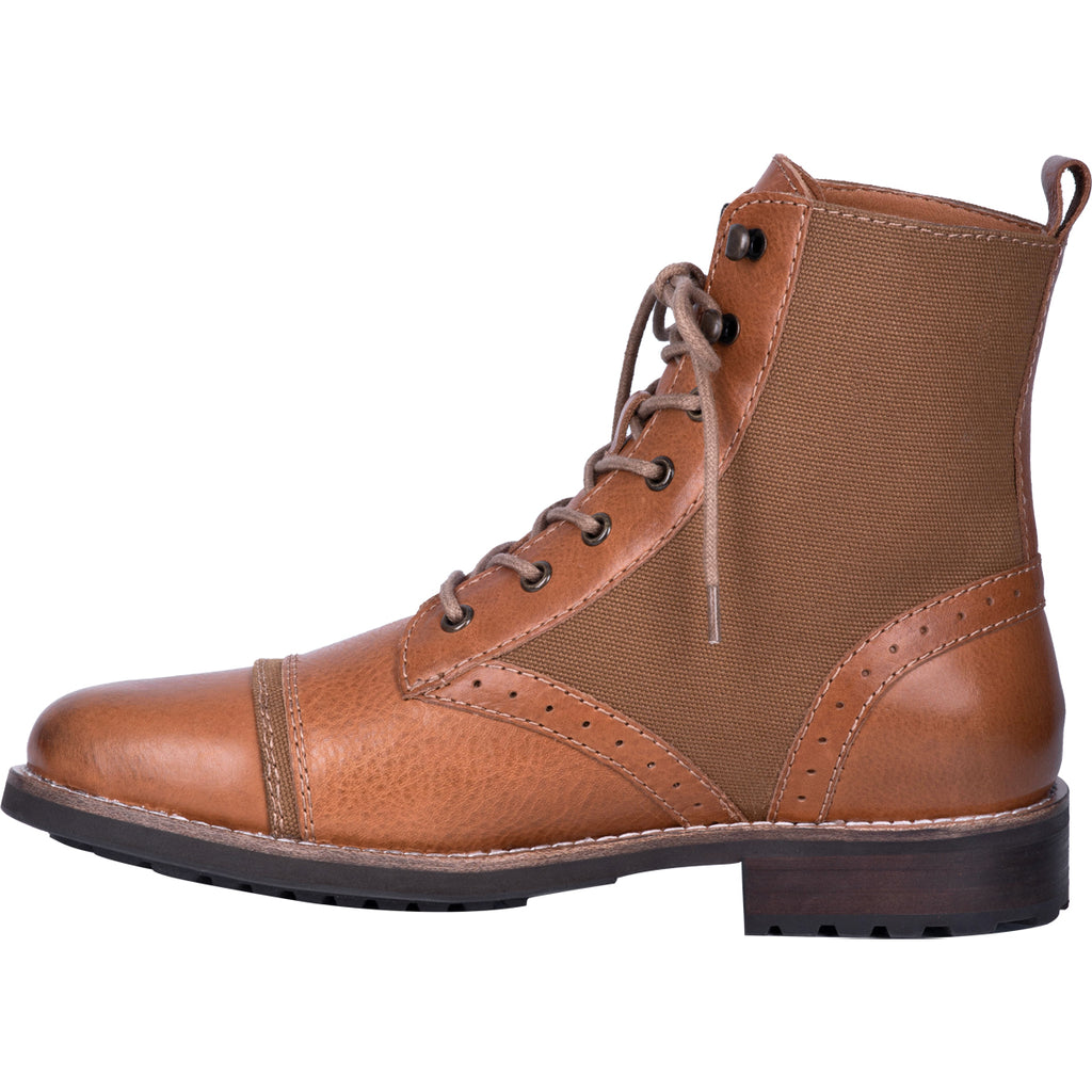Angle 3, ANDY LEATHER BOOT