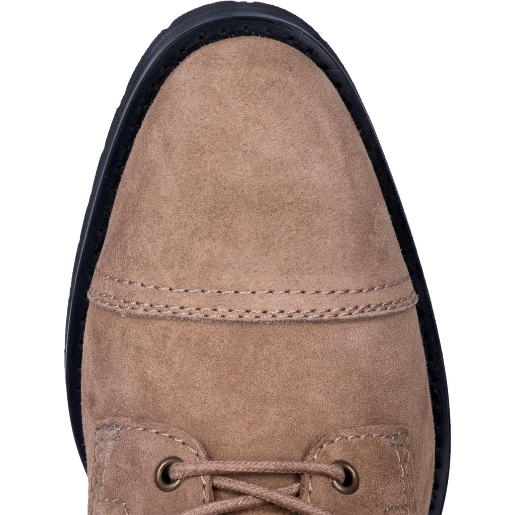 HUTCH LEATHER BOOT - Dingo 1969